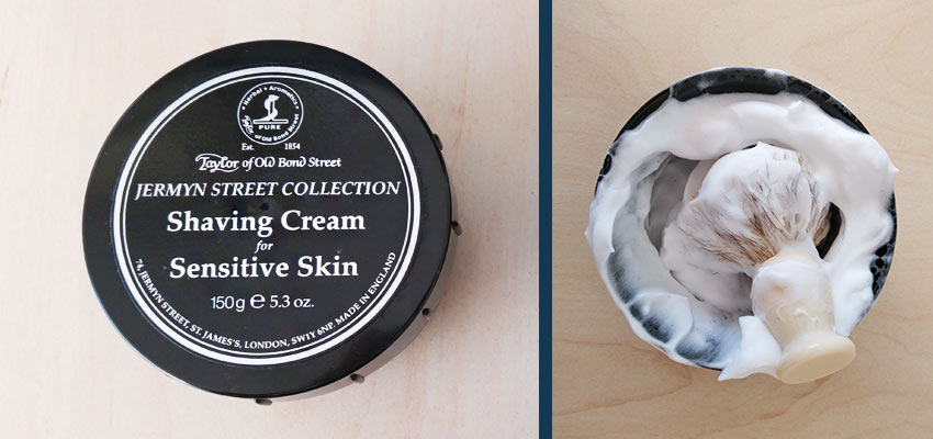 TOBS Jermyn Street Shaving Cream Review