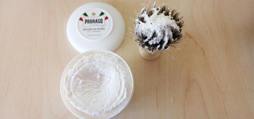 Proraso Shaving Soap for Sensitive Skin Review