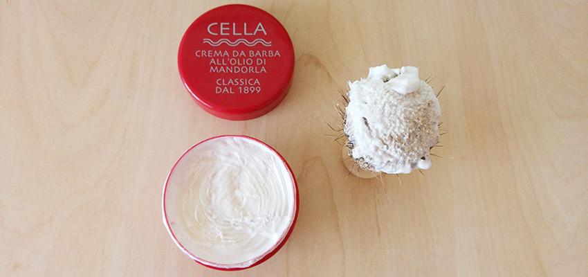 Cella Shaving Soap Review